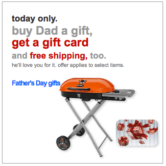 b96be5e4 Target.com: Free Target Gift Card + Free Shipping w/ Purchase of Select  Items for Dad (Awesome Deal on Polo Shirts + Much More!)