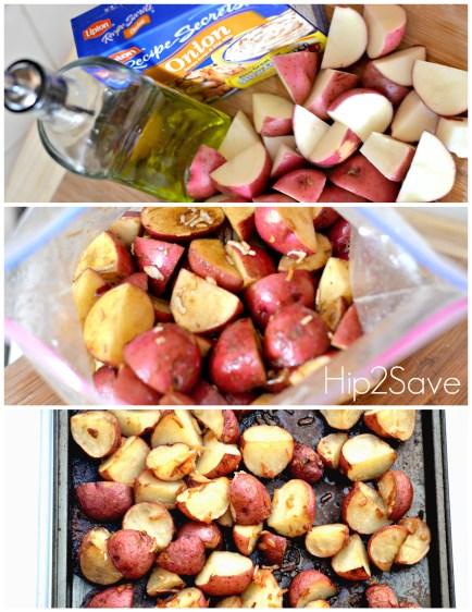 Lipton Onion Potatoes Recipe Hip2Save