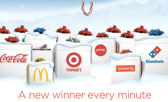 my coke rewards merry minutes game 70 000 win gift cards coupons
