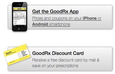 10819bdd161c ... download the GoodRx App on your iPhone or Android smartphone to get  prices and coupons while you re on-the-go. Plus