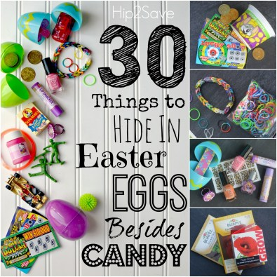 30 Non Candy Egg Filler Ideas Hip2Save