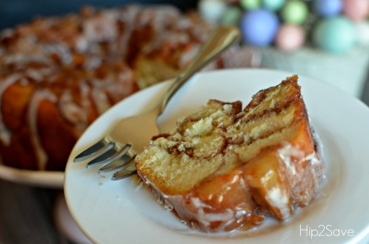 Easter Monkey Bread Hip2Save
