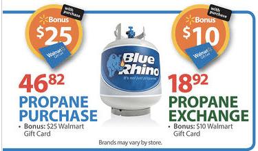 Walmart Blue Rhino Propane Tank As Low As 592 After Coupon