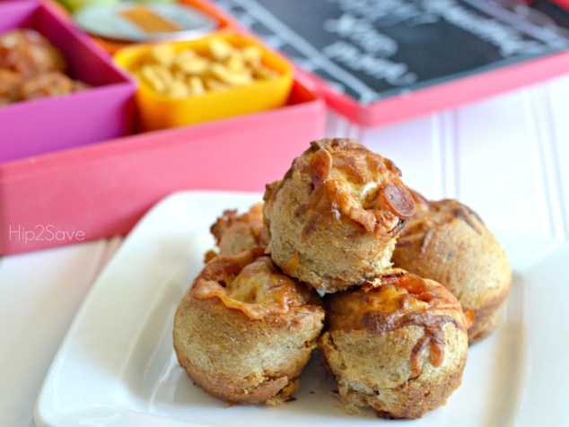 Easy Pizza Muffins Hip2Save