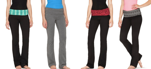 52b60922694b9 Headed to Target? Through September 13th, Target is offering up Mossimo  Supply Co Yoga Pants for just $10 each (reg. $14.99). Even sweeter, there  is a 10% ...