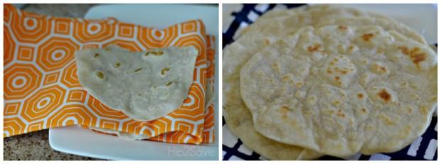 warm homemade tortillas Hip2Save