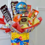 Diy Candy Bouquet Fun Easy Gift Idea Hip2save