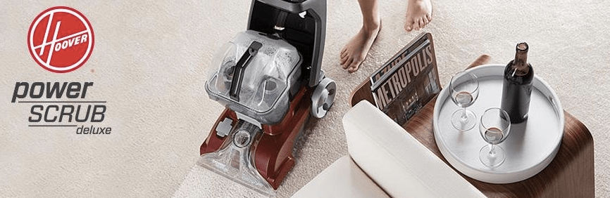 Amazon Hoover Power Scrub Deluxe Carpet Cleaner Only 95 79 Shipped Regularly 219 99 Hip2save