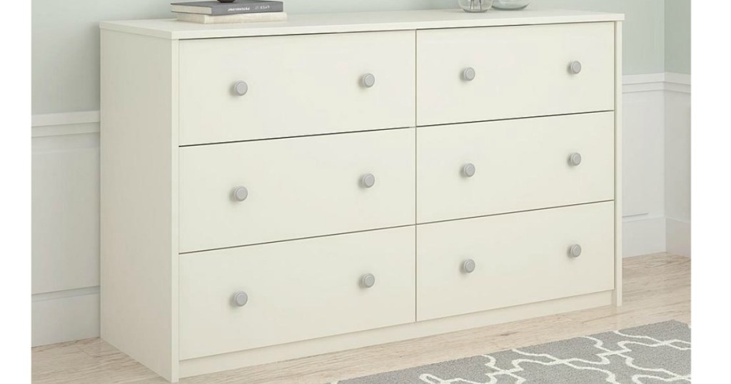 kmart 6 drawer dresser only 79 99