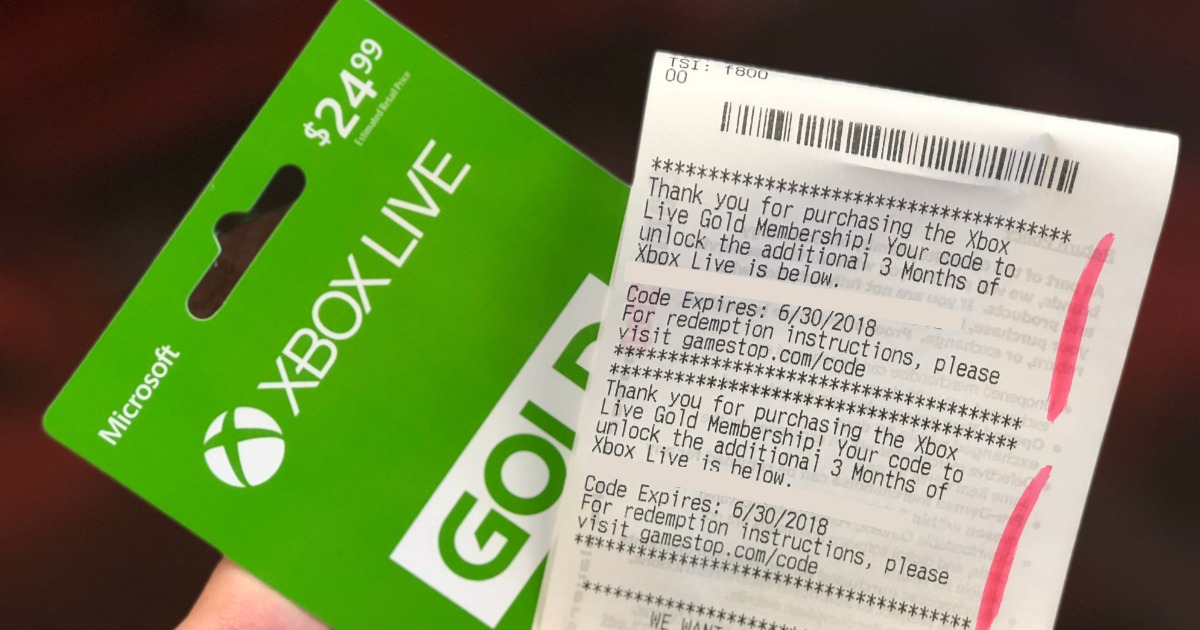 9 Months Of Xbox Live Gold Membership Just $24.99 At