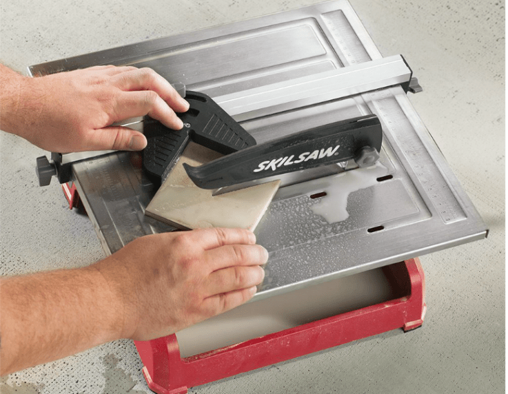 amazon skil wet tile saw only 64