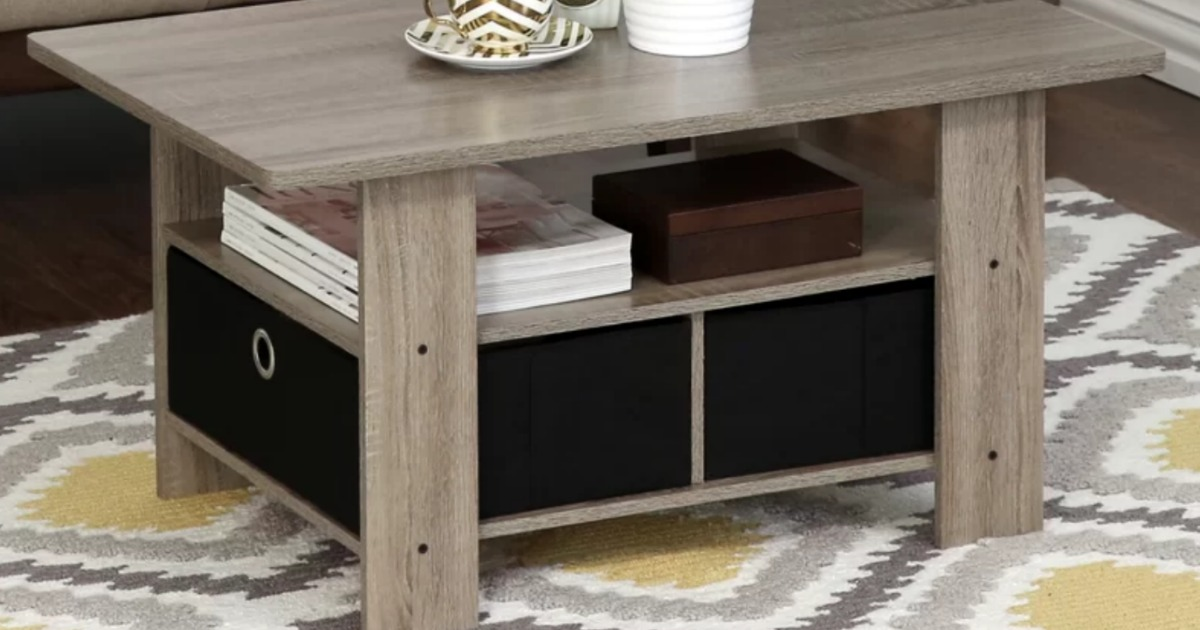 up to 60 off coffee tables at wayfair