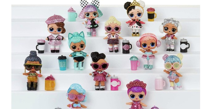 L.O.L. Surprise Bling Series Doll Only $10.99 (In Stock
