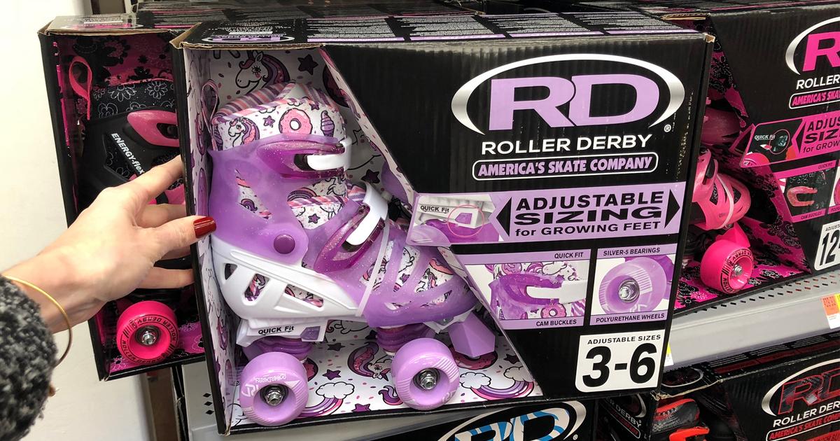 Official Skates Roller Derby