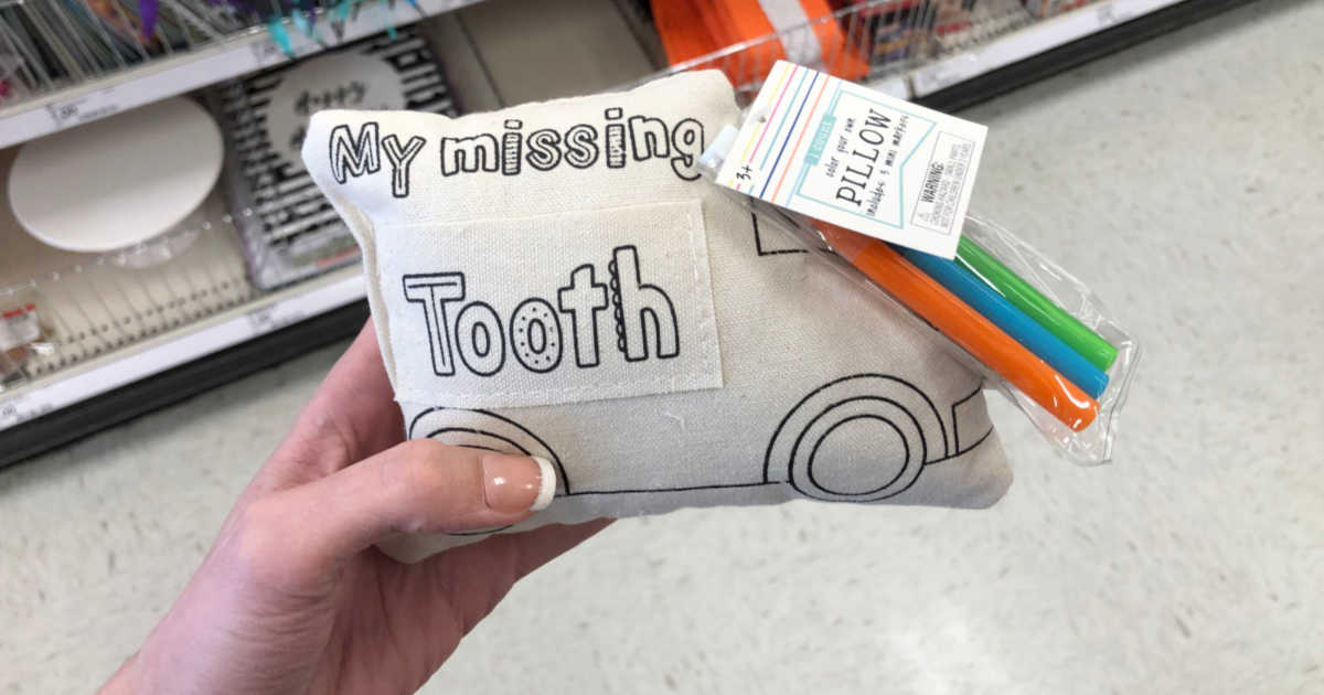tooth fairy pillows w markers only 3