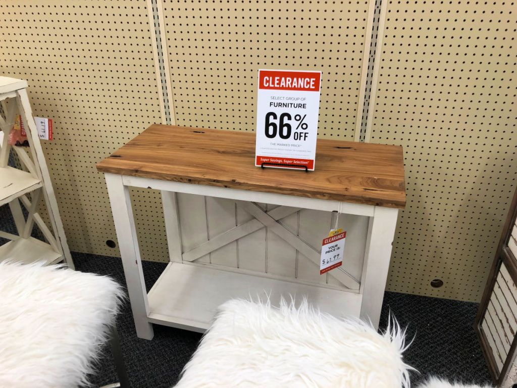Up to 75% Off Home Decor & Furniture at Hobby Lobby on Hobby Lobby Furniture Clearance id=28283