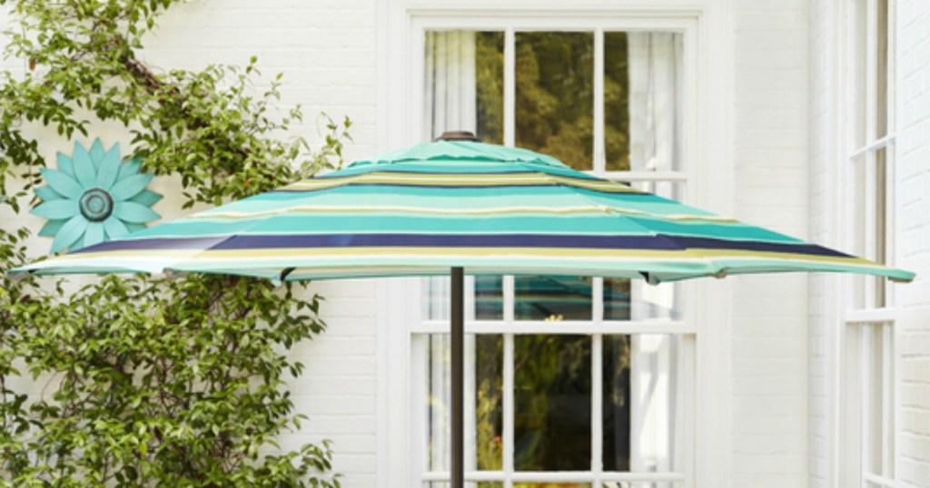 7 5 foot patio umbrella as low as 12
