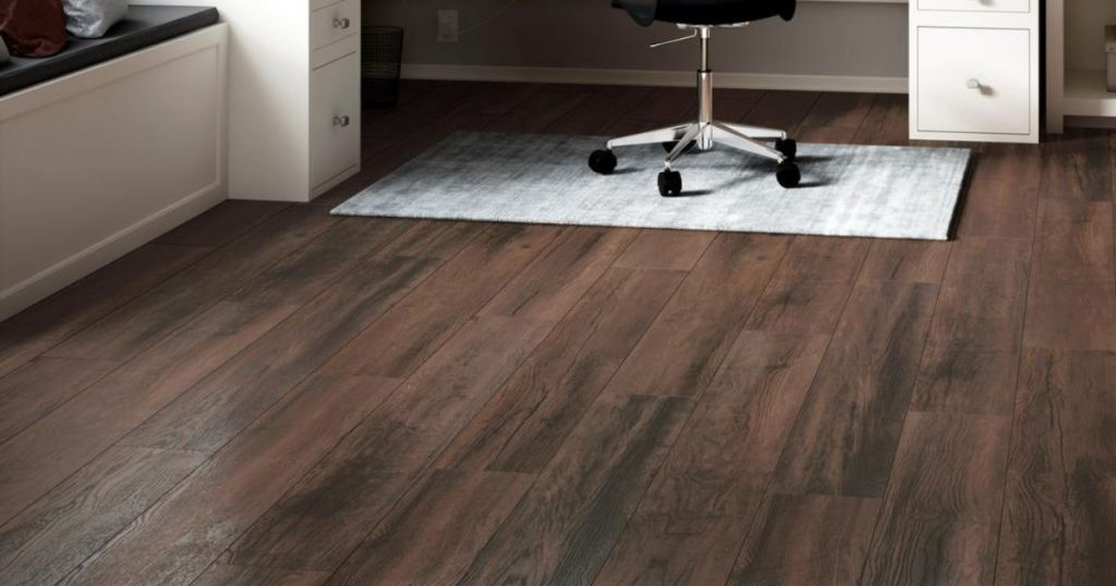 off laminate flooring at home depot