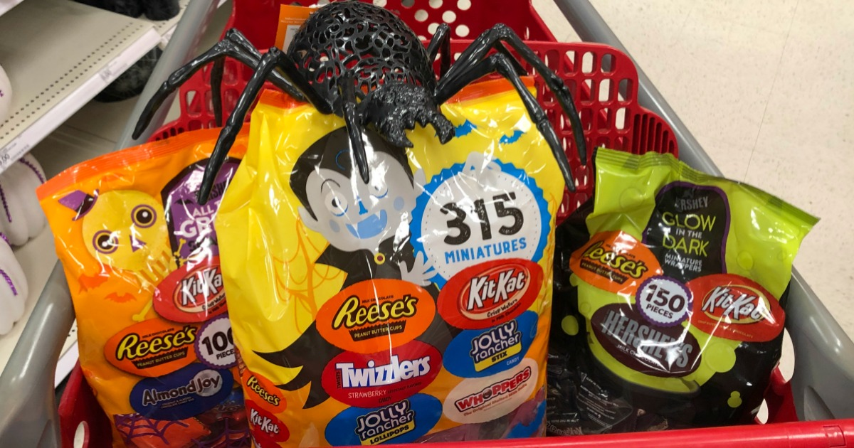 21/09/2020· big halloween candy bags as low as $6.31! 40 Off Halloween Candy At Target September 24th Only Hip2save