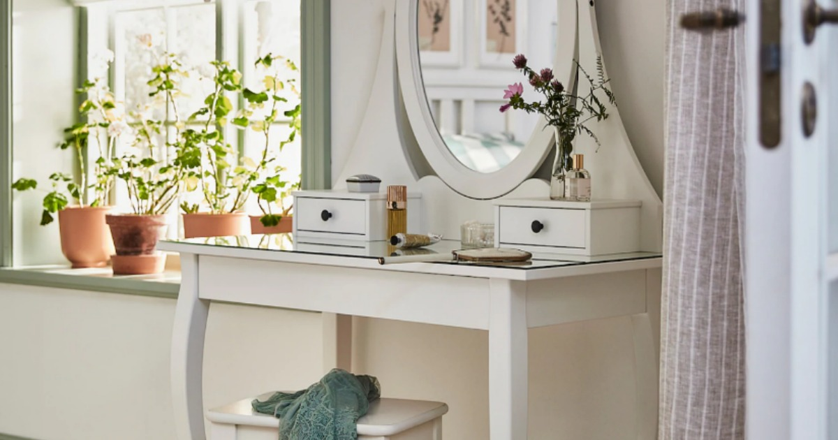 The 5 Best Ikea Makeup Vanity Tables Official Hip2save