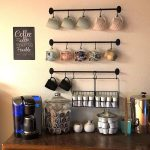 The Best Wall Mounted Coffee Mug Hanging Racks From Amazon