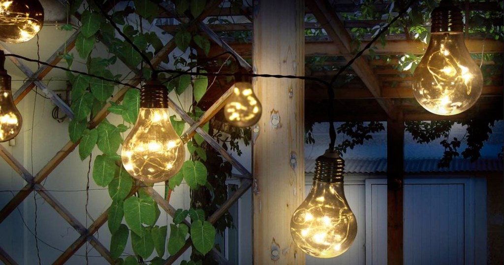 outdoor led string lights only 19 90