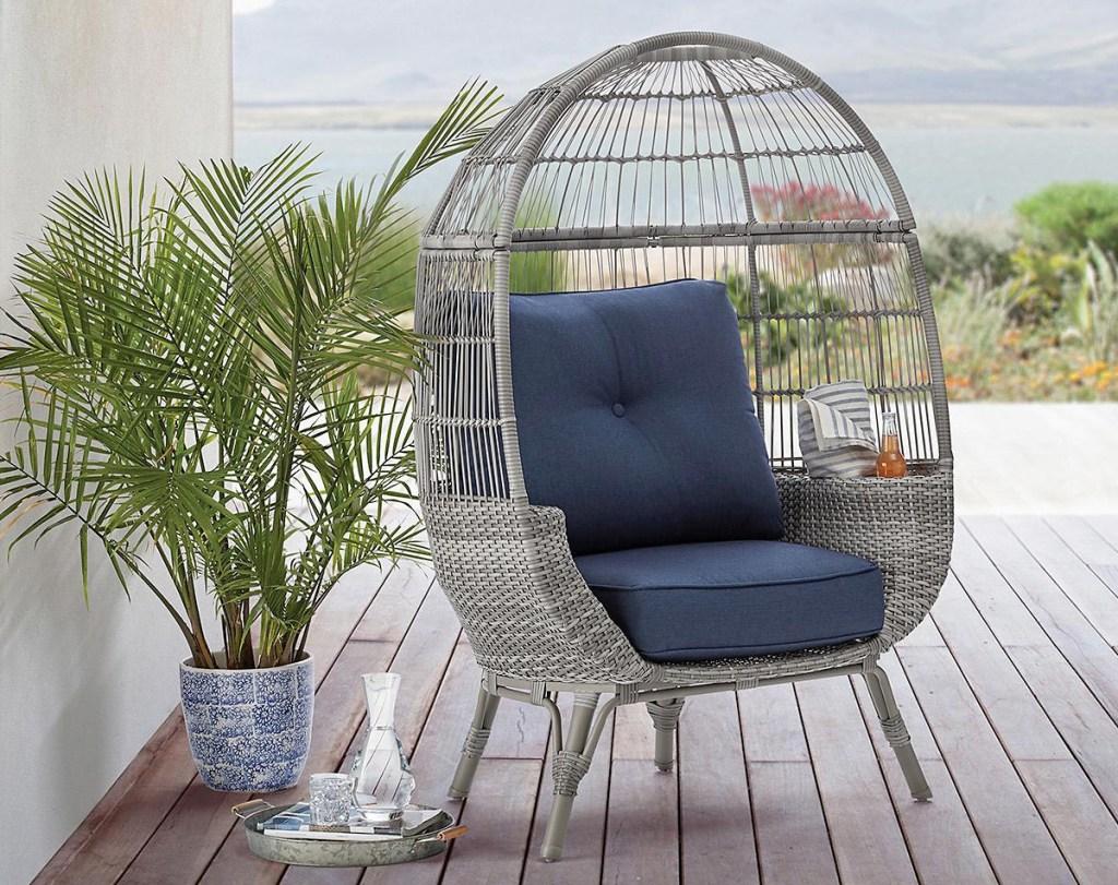 50 off patio egg chair on sam s club
