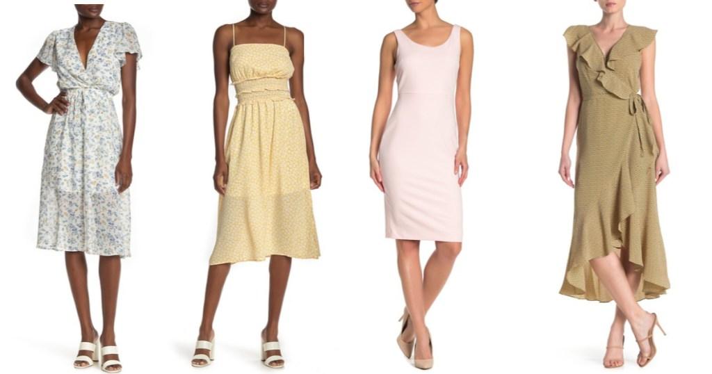 off women s dresses on nordstrom rack