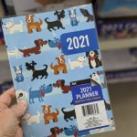 Monthly Planners Wall Calendars Just 1 At Dollar Tree Many Fun Styles Hip2save