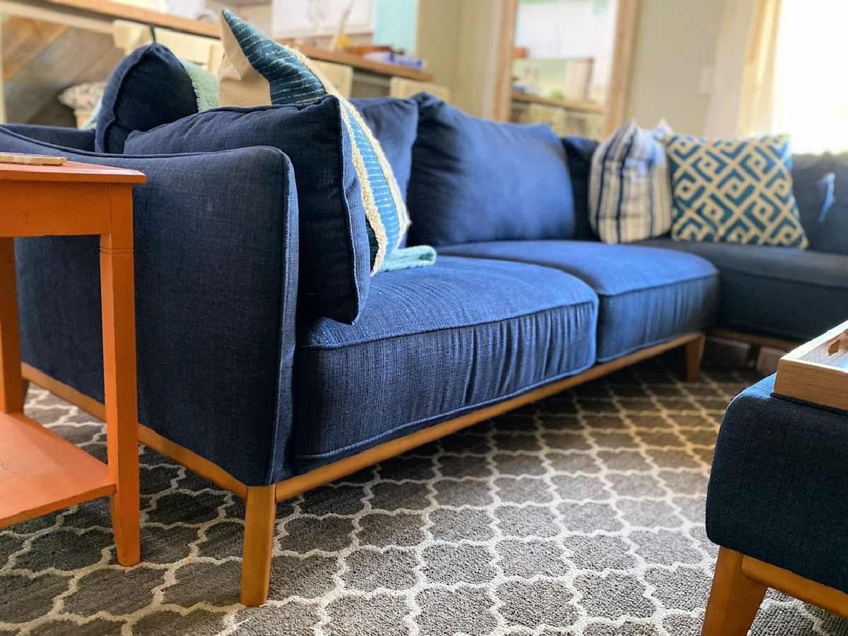 off this jolleen sectional sofa on