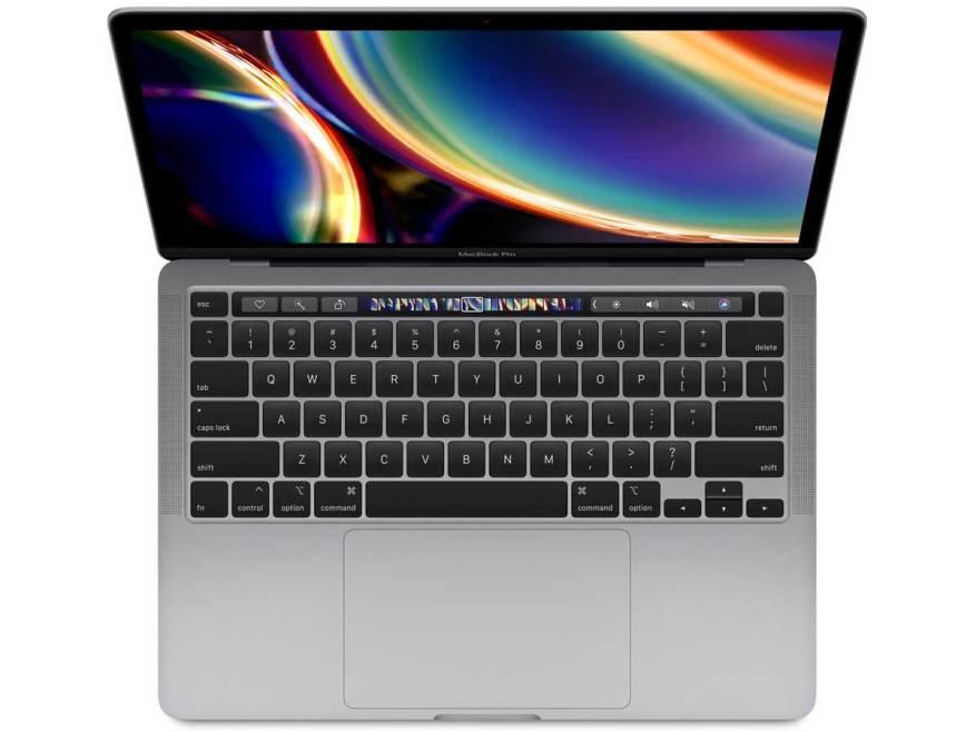 imagen de stock de macbook pro laptop