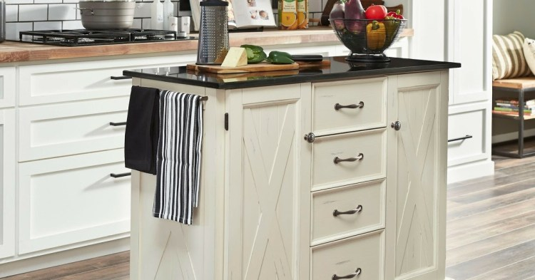 40 Off Kitchen Carts Free Shipping On Homedepot Com