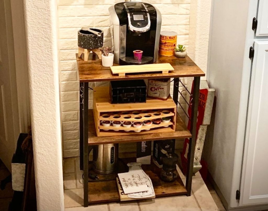 rolling kitchen cart just 44 99 shipped