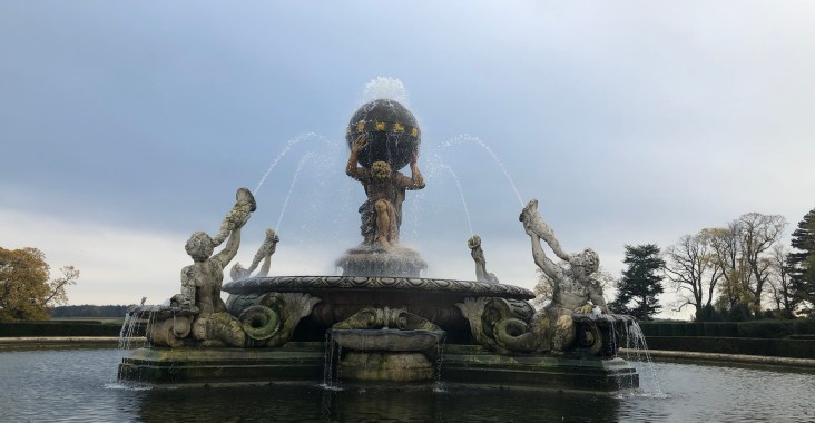 Fountains at Castle Howard