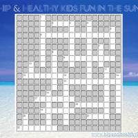 Fun in the Sun – Crossword Puzzle