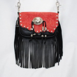 Concealed Carry Hip Bags with Fringe
