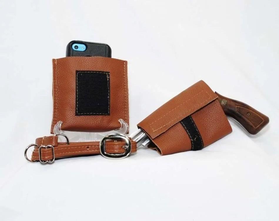 hip bag holster sets