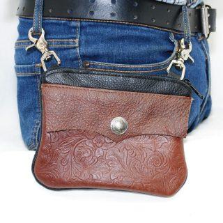 Hip Bag Mens Wallet