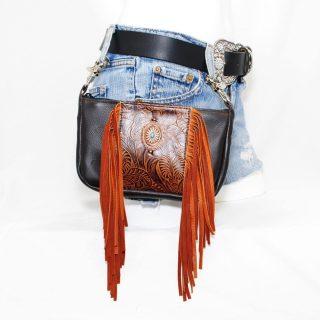 Sassy Fringe Hip Bags