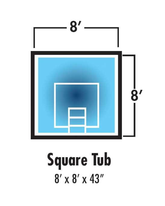 square spa