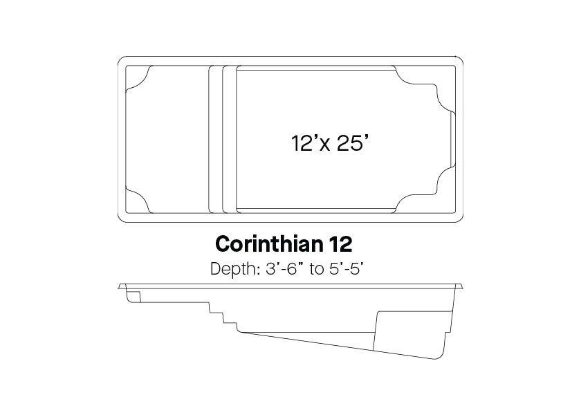 Latham Corinthian 12