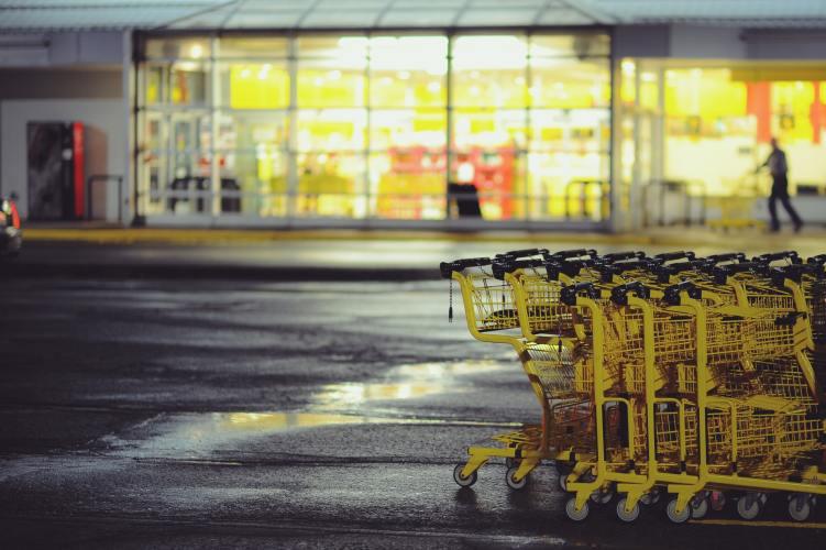 emprego supermercados