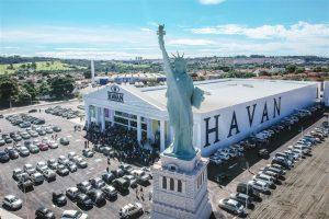 HAVAN anuncia 300 VAGAS de emprego