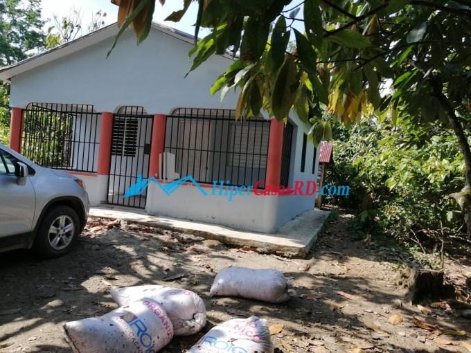 Se Vende finca de Cacao en San Fco. De Macoris