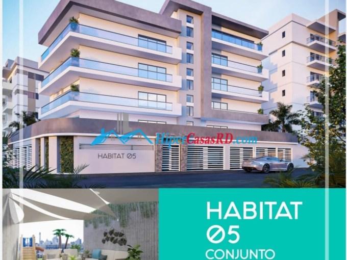 Apartamentos de venta en Santo Domingo