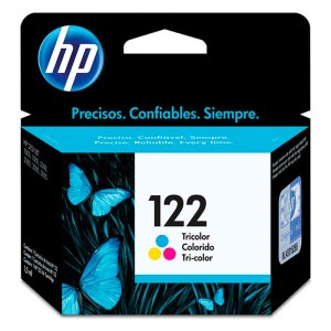 Cartucho HP 122 CH562HB Color