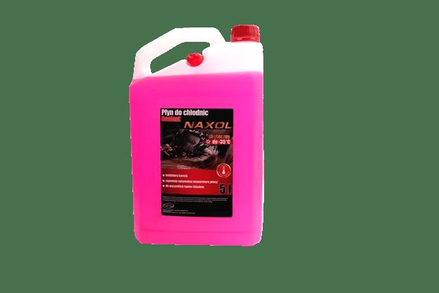 Płyn do chłodnic Naxol-różowy