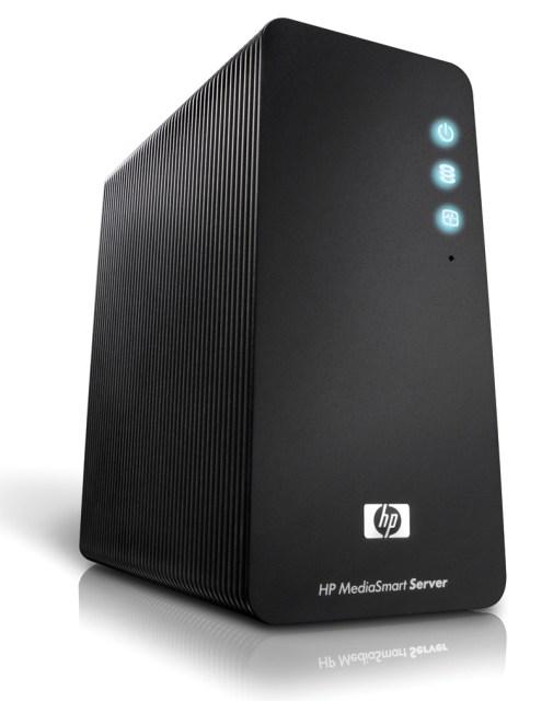 HP MediaSmart Server LX190