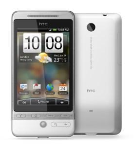 El parecido con HTC Magic es obvio