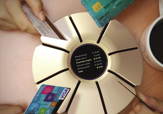 Sistema de pagos por tarjeta Dutch